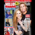 Avril Lavigne Debuts Her 14-Carat Rock, Opens Up About Engagement To Chad Kroeger