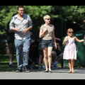 Jason Segel, Michelle Williams And Daughter Matilda Are One Big Happy Family At The Zoo