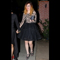 Rumer Willis Looks Tutu Cute For Night Out In West Hollywood