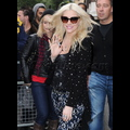 Ke$ha Sparkles After Her Radio One Interview In London