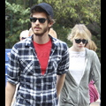 Emma Stone And Andrew Garfield Go On A Hike