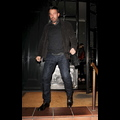 "<em><span class=""exclusive"">EXCLUSIVE PHOTOS</span></em> - Ben Affleck And Emma Stone: Three Hour Dinner Date!"
