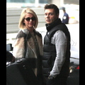 "<em><span class=""exclusive"">EXCLUSIVE PHOTOS</span></em> - Ryan Seacrest And Julianne Hough Share Romantic Paris Getaway"