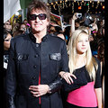 Jon Bon Jovi's Daughter Has Drug Charges Dropped