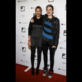 Sam Ronson Shows Her Sister Support At Clothing Line Bash