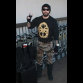 A.J. McLean Is A Walking Fashion Don't