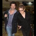 Renee Zellweger And Her New Boyfriend Are Happy Travelers