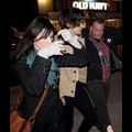 "<em><span class=""exclusive"">EXCLUSIVE PHOTOS</span></em> - Harry Styles Rushes To Meet Up With Girlfriend Taylor Swift On NYE"