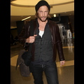 Gabriel Aubry's Face Is Back To Normal Following Brawl With Olivier Martinez
