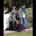 "<em><span class=""exclusive"">EXCLUSIVE PHOTOS</span></em> - Katy Perry And John Mayer Back From A Romantic Weekend In Ojai"