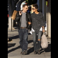 Halle Berry And Olivier Martinez Snuggle Up For A Shopping Date