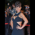 Alicia Keys Is A Cutie In A Cutout Dress In Cannes