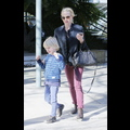 Naomi Watts Goes Shopping For Furniture With Son Sasha