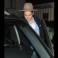 Newly-Single John Mayer Leaves Dinner With A Smirk On His Face