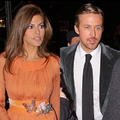 Eva Mendes And Ryan Gosling Hunker Down At Their Hotel