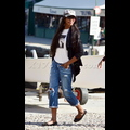 Naomi Campbell Vacations With Pals Amid Split Rumors