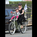 Pink Shows Off Her New 'Do On Bike Ride With Daughter Willow