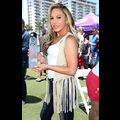 Adrienne Maloof Serves Vodka At Gay Pride Parade