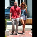Jason Statham And Rosie Huntington-Whiteley Rock Their Summer Style