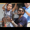 Usher's 5-Year-Old Son Hospitalized After Nearly Drowning