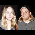 Dakota Johnson Is Anastasia Steel, Charlie Hunnam Is Christian Grey In <em>Fifty Shades Of Grey</em>