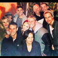 Zac Efron, Brittany Snow And Gang Go On Haunted Hayride