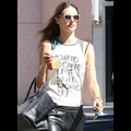 Alessandra Ambrosio Steps Out Without Engagement Ring Amid Break Up Rumors