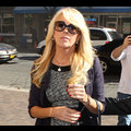 Dina Lohan Claims The Paparazzi Are Responsible For Drunk Driving