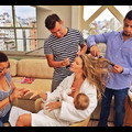 Gisele Gets Pampered While Breastfeeding Daughter Vivian