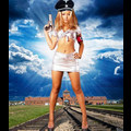 "Tila Tequila Posts Pic Dressed As Nazi; Claims Paul Walker Was Victim of ""Ritualistic Murder"""