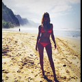 Rosie Huntington-Whiteley Shares Sexy Snaps From Vacation In Hawaii