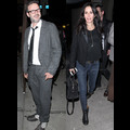 Courteney Cox And David Arquette Are Friendly Exes Who Break Bread