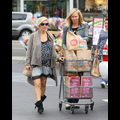 Elsa Pataky Goes Grocery Shopping With Husband Chris Hemsworth's Mom