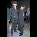 Jason Sudekis And Olivia Wilde Catch A Clippers Game