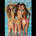 <em>Sports Illustrated</em> Releases 50th Anniversary Cover