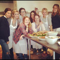Drew Barrymore, Reese Witherspoon And Cameron Diaz Enjoy A Cooking Class In Napa