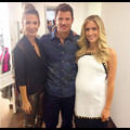 Kristin Cavallari And Ex Nick Lachey Reunite, Joke About Sons Having Same Name