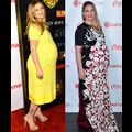 Drew Barrymore Makes One Last Appearance At CinemaCon Before She Pops