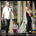"<em><span class=""exclusive"">EXCLUSIVE FIRST PHOTOS</span></em> - Elsa Pataky Steps Out For First Time Since Giving Birth To Twins"