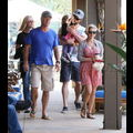 Elsa Pataky Looks Svelte On Malibu Outing With Chris Hemsworth And His Parents