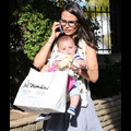 Jordana Brewster Outfits Her Little Man In Some Sweet New Threads For Spring