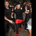 Austin Mahone Gets Swarmed By Fans At LAX