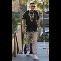 French Montana Recycles His Clothing