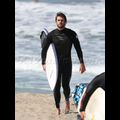 Liam Hemsworth Is A Surf Babe