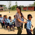 Selena Gomez Gets Away From Justin Bieber Drama And Visits With Children In Nepal
