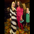 Solange Knowles Strikes A Pose With Rachel Zoe At Gucci Event