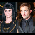 Rob Pattinson Reportedly Flirting With Pal Katy Perry