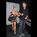 "<em><span class=""exclusive"">EXCLUSIVE PHOTOS</span></em> - Jessica Simpson Shows Off Her Hot Bod In Sexy Romper For Pal's Birthday Dinner"