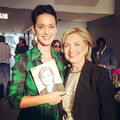 "Katy Perry Offers To Write ""Theme Song"" For Hillary Clinton If She Runs For President"
