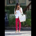 Eva Longoria Springs Into Summer In Bold Colors
